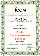 Złoty Partner ICOM